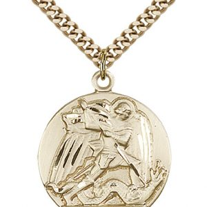 St. Michael the Archangel Medal - 81652 Saint Medal