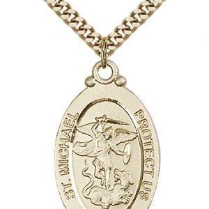 St. Michael the Archangel Medal - 81789 Saint Medal