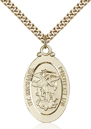 St. Michael the Archangel Medal - 81789 Saint Medal
