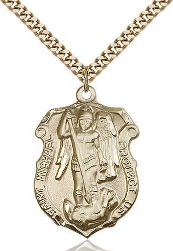 St. Michael the Archangel Medal - 81847 Saint Medal