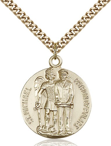 St. Michael the Archangel Medal - 81853 Saint Medal