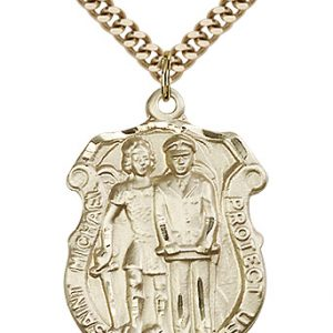 St. Michael the Archangel Medal - 81859 Saint Medal