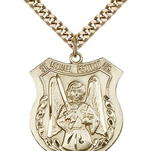 St. Michael the Archangel Medal - 81865 Saint Medal