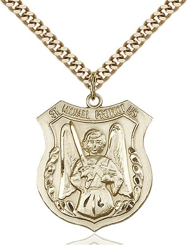 St. Michael the Archangel Medal - 81865 Saint Medal
