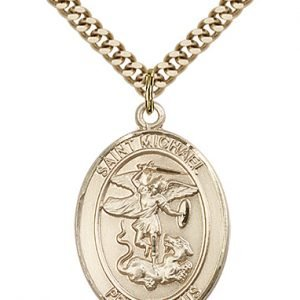 St. Michael the Archangel Medal - 82128 Saint Medal