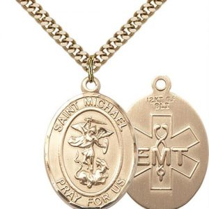 EMT Medals and Rosaries