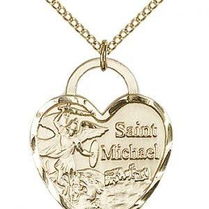 St. Michael the Archangel Medal - 83107 Saint Medal