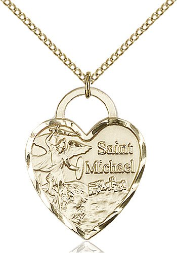St. Michael the Archangel Medal - 83107 Saint Medal