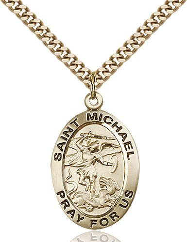 St. Michael the Archangel Medal - 83157 Saint Medal
