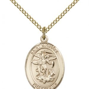 St. Michael the Archangel Medal - 83494 Saint Medal
