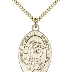 St. Michael the Archangel Medal - 85502 Saint Medal