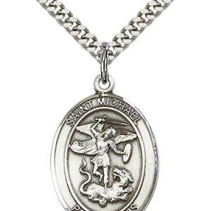 St. Michael the Archangel Medal - 19015 Saint Medal