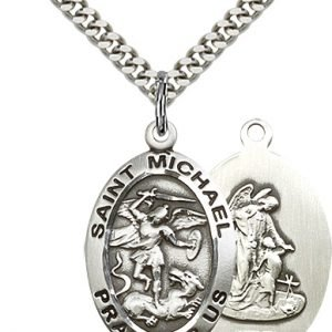 St. Michael the Archangel Medal - 19044 Saint Medal