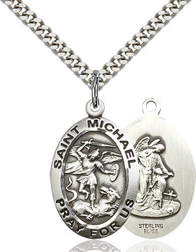 St. Michael the Archangel Medal - 19044 Saint Medal