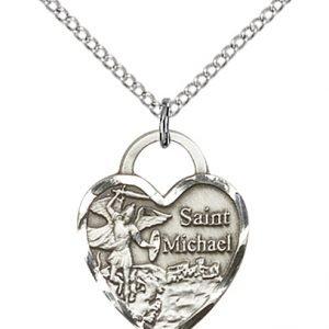 St. Michael the Archangel Medal - 19046 Saint Medal