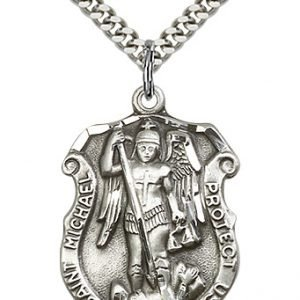 St. Michael the Archangel Medal - 19065 Saint Medal