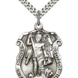 St. Michael the Archangel Medal - 19065 Saint Medal