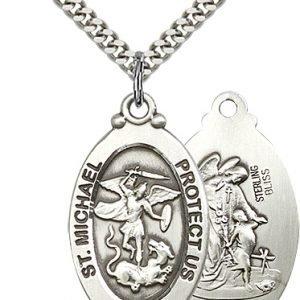 St. Michael the Archangel Medal - 19131Saint Medal