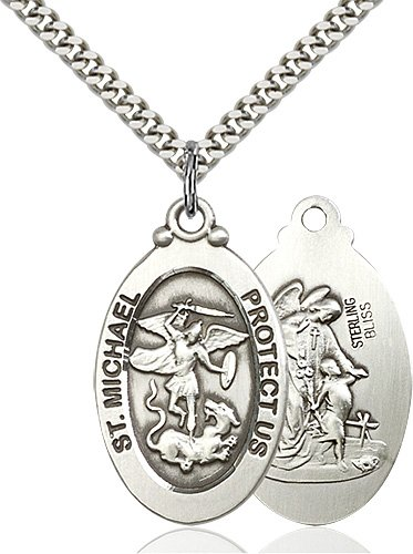 St. Michael the Archangel Medal - 19131Saint Medal