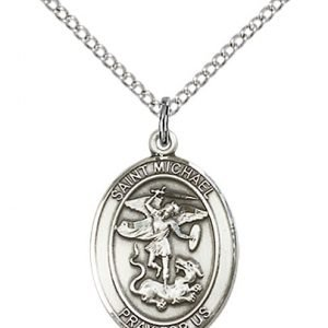 St. Michael the Archangel Medal - 19197 Saint Medal