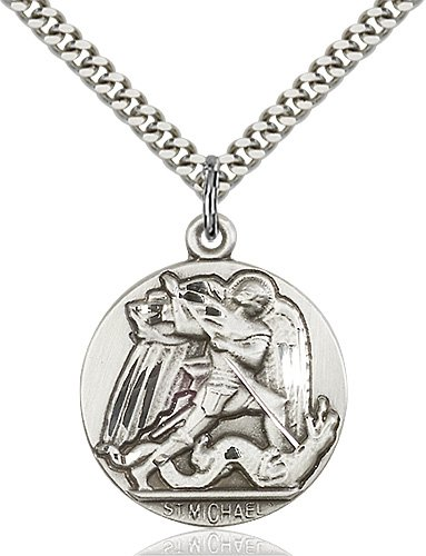 St. Michael the Archangel Medal - 85636 Saint Medal