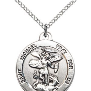 St. Michael the Archangel Medal - 81618 Saint Medal