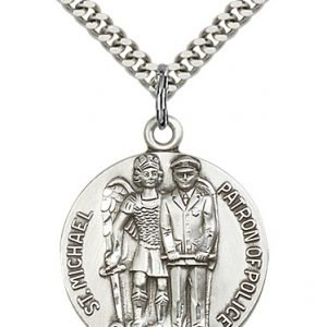 St. Michael the Archangel Medal - 81855 Saint Medal