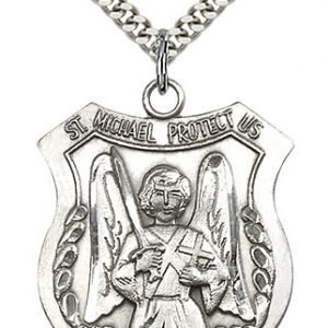 St. Michael the Archangel Medal - 81864 Saint Medal