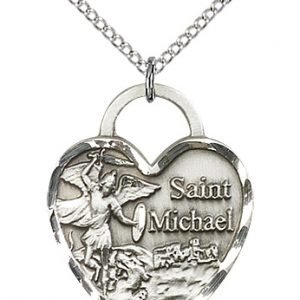 St. Michael the Archangel Medal - 83108 Saint Medal