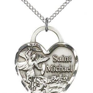 St. Michael the Archangel Medal - 83108 Saint Medal