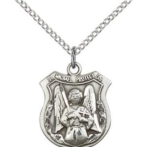 St. Michael the Archangel Medal - 83237 Saint Medal