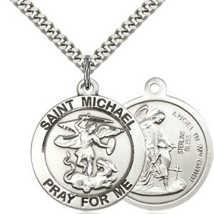 St. Michael the Archangel Medal - 85620 Saint Medal