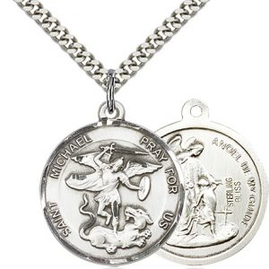 St. Michael the Archangel Medal - 85629 Saint Medal