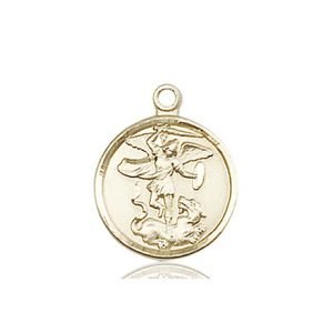 St. Michael the Archangel Pendant - 83028 Saint Medal