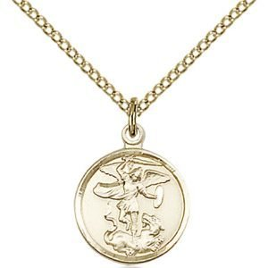 St. Michael the Archangel Pendant - 83027 Saint Medal
