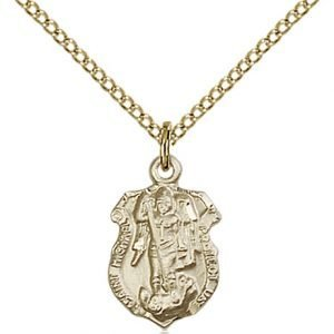 St. Michael the Archangel Pendant - 85521 Saint Medal