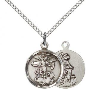 St. Michael the Archangel Pendant - 83029 Saint Medal