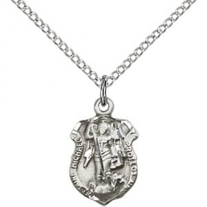 St. Michael the Archangel Pendant - 84451 Saint Medal