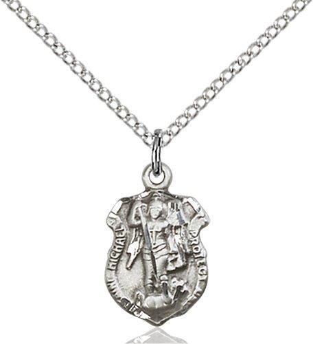 St. Michael the Archangel Pendant - 84451 Saint Medal