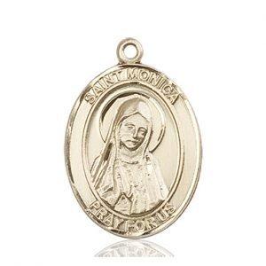 St. Monica Medal - 82137 Saint Medal