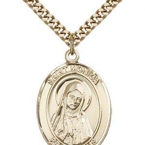 St. Monica Medal - 82136 Saint Medal