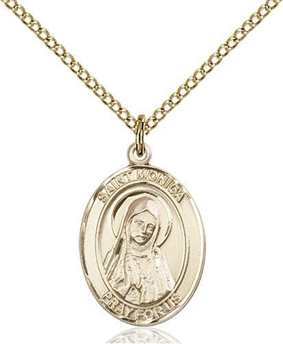 St. Monica Medal - 83502 Saint Medal