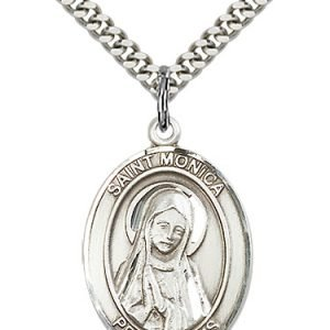 St. Monica Medal - 82138 Saint Medal