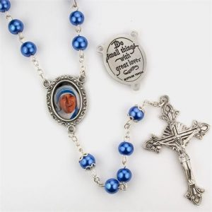 St. Mother Teresa Auto Rosary