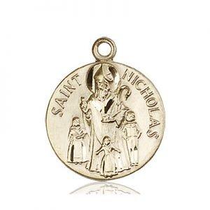 St. Nicholas Medal - 81814 Saint Medal