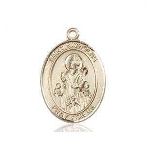 St. Nicholas Medal - 83506 Saint Medal