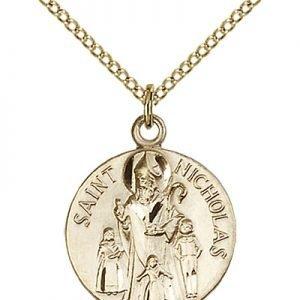 St. Nicholas Medal - 81813 Saint Medal