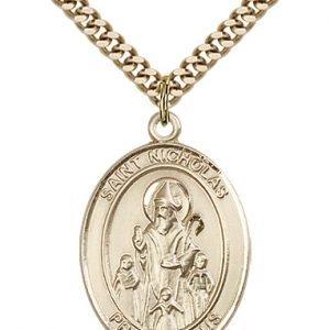 St. Nicholas Medal - 82139 Saint Medal