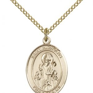 St. Nicholas Medal - 83505 Saint Medal