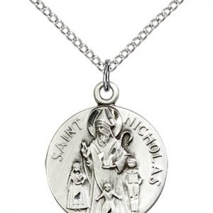 St. Nicholas Medal - 19157 Saint Medal